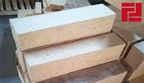 Fireplace used high alumina refractory brick