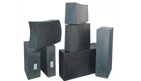 Aluminum carbon fire brick